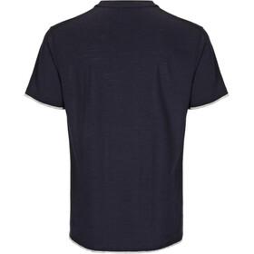super.natural City Kortærmet T-shirt Herrer sort